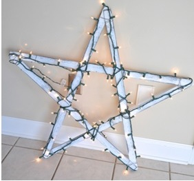 Dec 6: Make a Star to Celebrate Advent