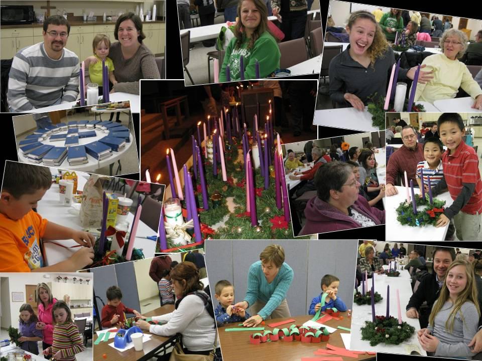 Advent Event 2014